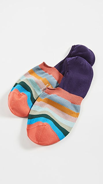 Paul Smith No Show Artist Socks