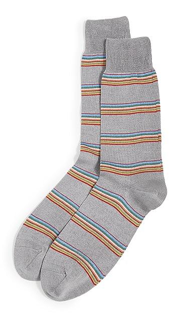 Paul Smith Multi Block Socks