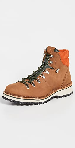 Paul Smith - Ash Lace Up Boots