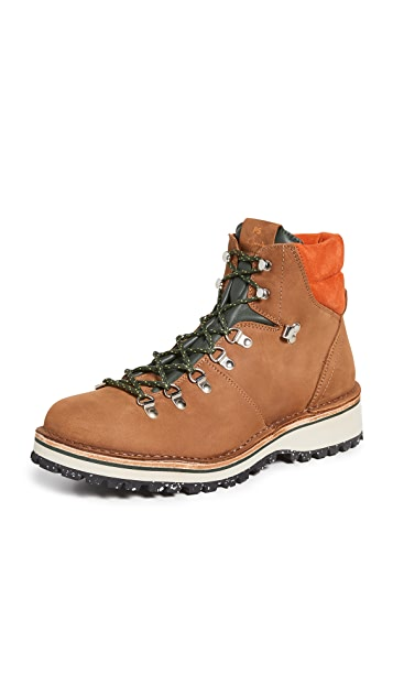 Paul Smith Ash Lace Up Boots
