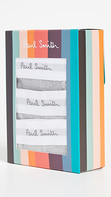 Paul Smith Boxer Briefs Three Pack