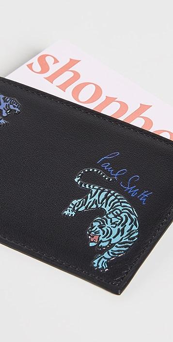 Paul Smith CC Tiger Wallet