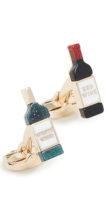 Paul Smith Men's Wine Bottle Cufflinks