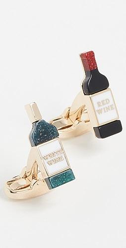 Paul Smith - Men's Wine Bottle Cufflinks