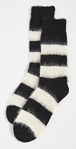 Paul Smith - Men's Black Winter Dachshund Socks