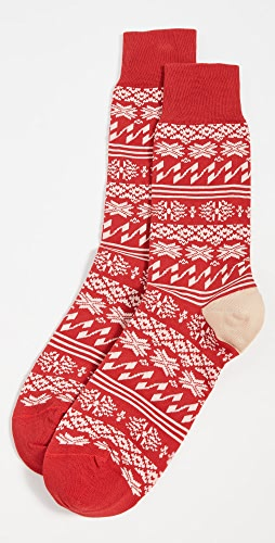 Paul Smith - Men Modern Fair Isle Socks
