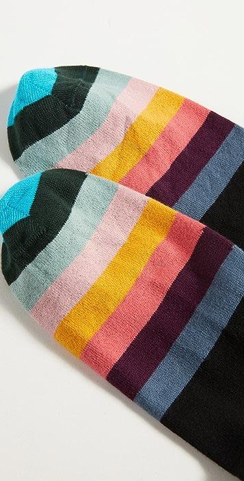 Paul Smith Men Quaver Art Socks