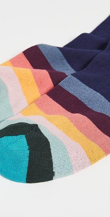 Paul Smith Quaver Art Socks