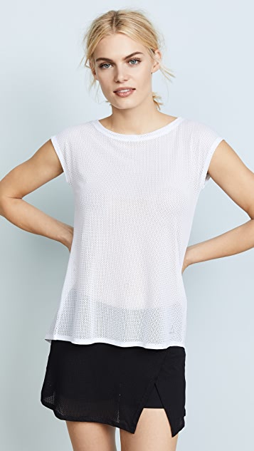 PRISMSPORT Swing Mesh Top