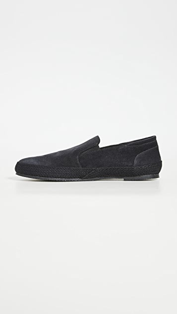 Paul Stuart Mike Suede Loafers