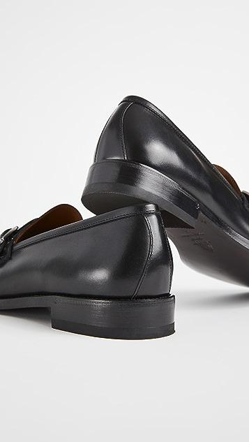 Paul Stuart Mozart Penny Loafers