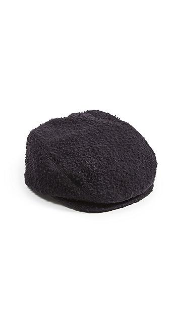 Paul Stuart Casentino Wool Ivy Cap