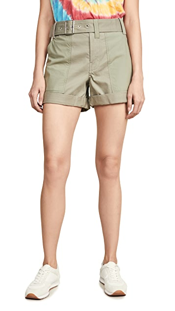 Proenza Schouler PSWL Utility Twill Shorts