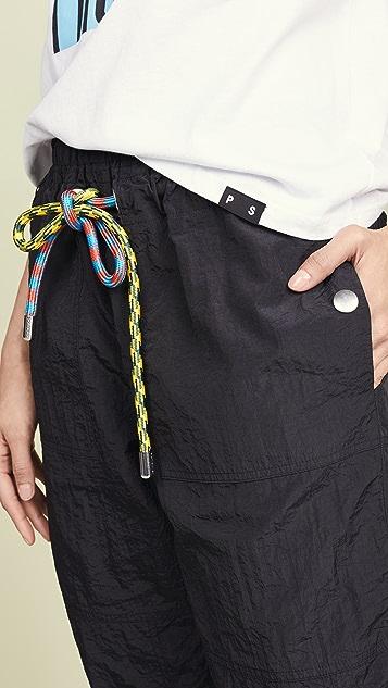 Proenza Schouler PSWL Drawstring Pants