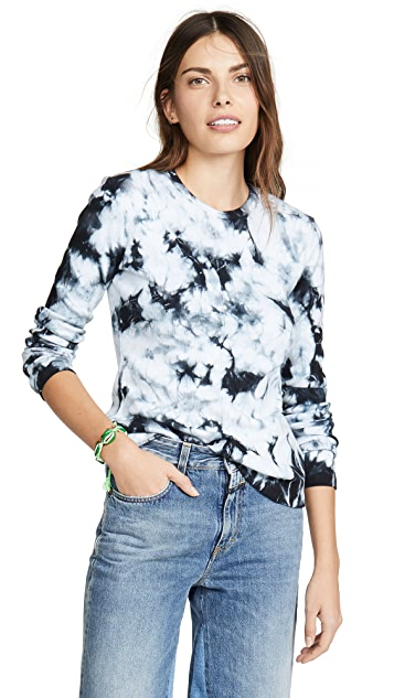 Proenza Schouler PSWL Long Sleeve Detail Top