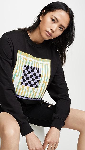 Proenza Schouler PSWL Printed T-Shirt