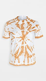 Proenza Schouler White Label Classic Short Sleeve Shirt