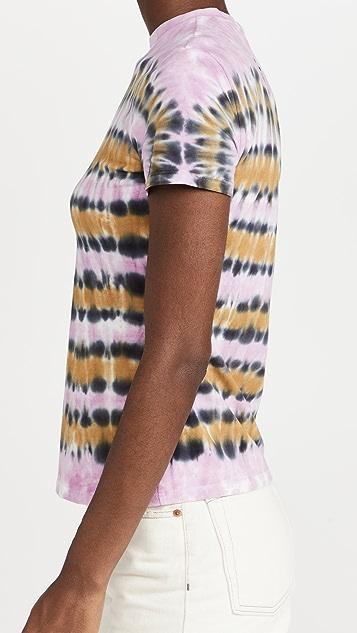 Proenza Schouler White Label Tie Dye T-Shirt