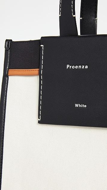 Proenza Schouler White Label Large Canvas Tote
