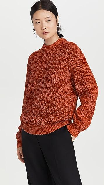 Proenza Schouler White Label Textured Yarn Sweater