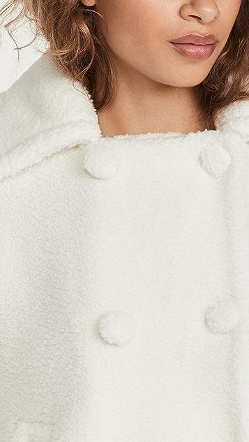 Proenza Schouler White Label Teddybear 短夹克