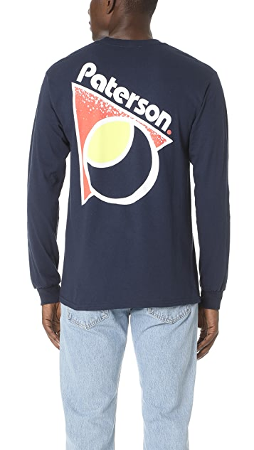 Paterson Sideline Long Sleeve Tee