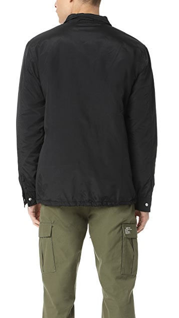 Paterson Nightfall Coaches Jacket