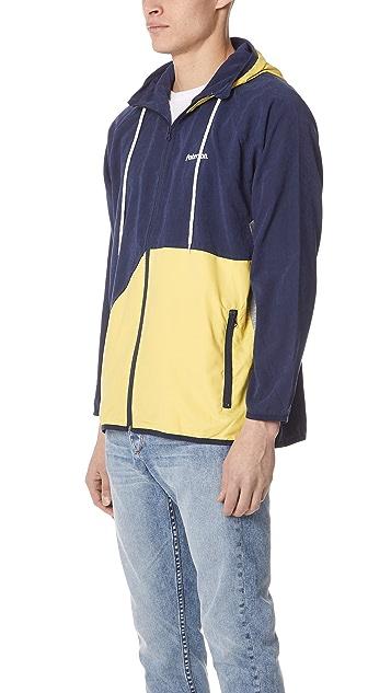 Paterson Court Line Zip Up Jacket