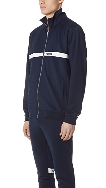 Paterson 40 Love Track Jacket