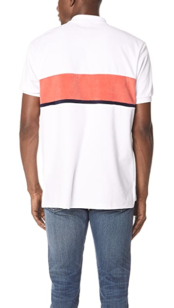Paterson Line Weight Polo Shirt