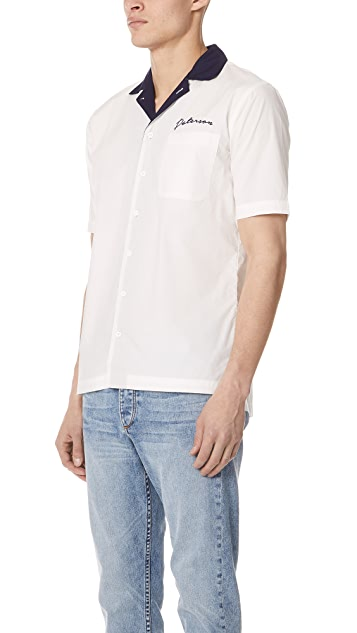 Paterson Spin Top Bowling Shirt