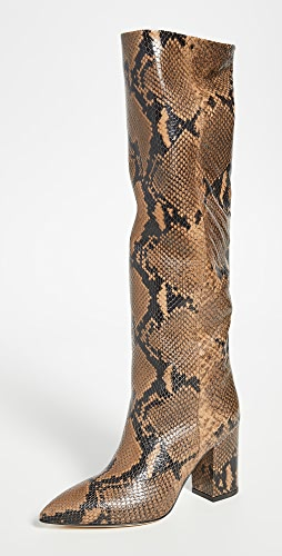Paris Texas - Python Print Boots