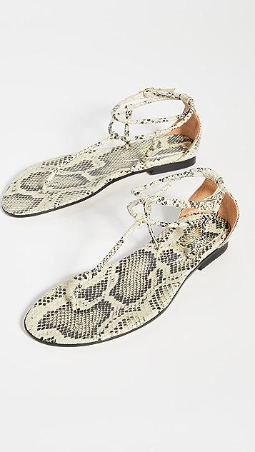 Paris Texas Jacky 凉鞋