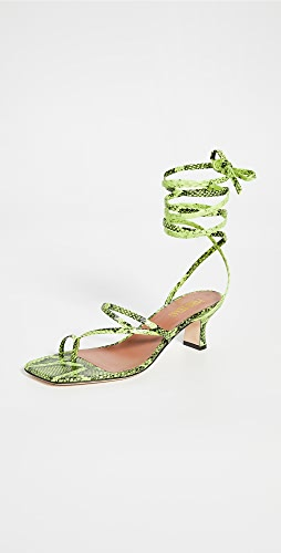 Paris Texas - Betty Lace Up Sandals