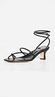 Paris Texas Betty Buckle Sandals