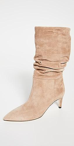 Paris Texas - 丝绒休闲靴子
