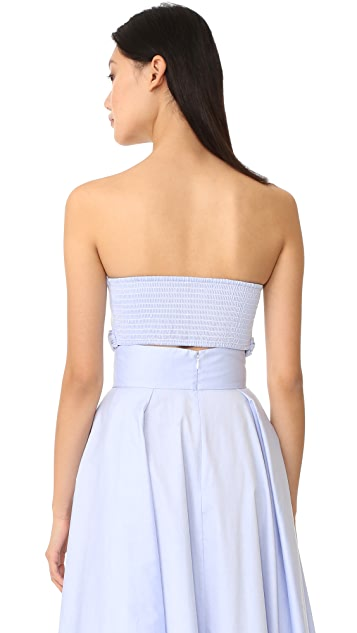 Petersyn Tyler Bandeau Top