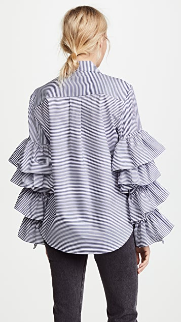 Petersyn Button Down Shirt