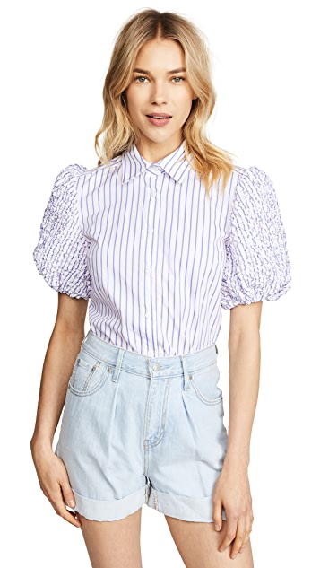 Petersyn Zadie Button Down Shirt