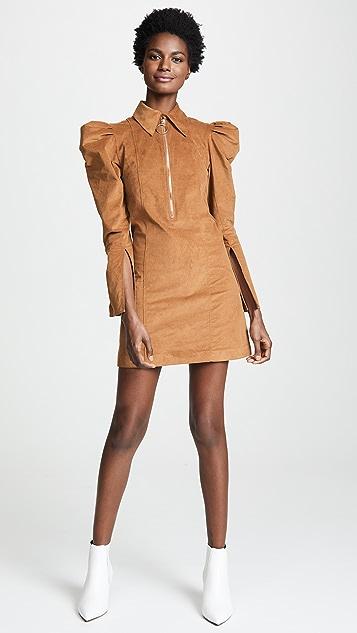 Petersyn Cassie Corduroy Dress