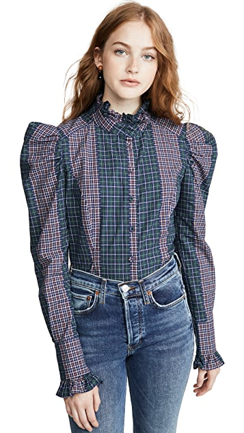 Petersyn Sasha Buttondown