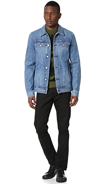Public School Bowie Denim Glenn Jacket