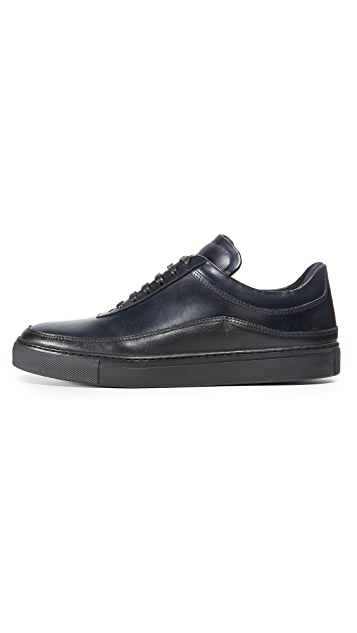 Public School Braeburn Low Top Lace Up Sneakers