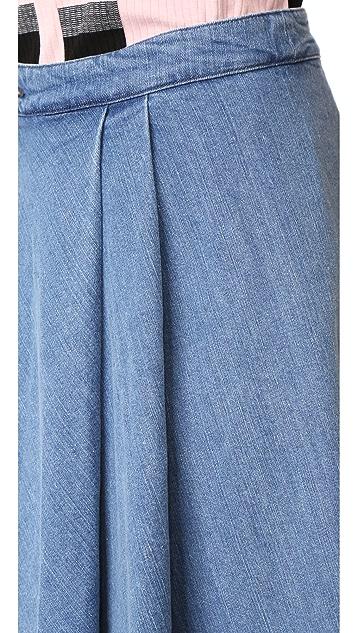 Public School Seri Cropped Jeans