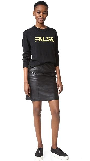 Public School False Sweater