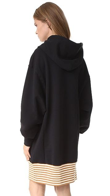 Public School Aza Zita Hoodie Dress