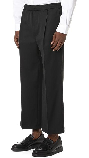 Public School Hanzo Wide Legged Pants