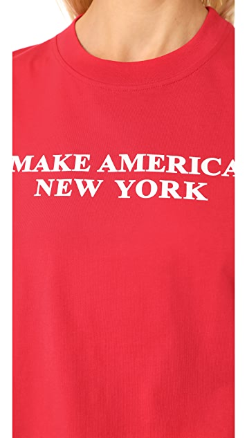 Public School Make America T-Shirt