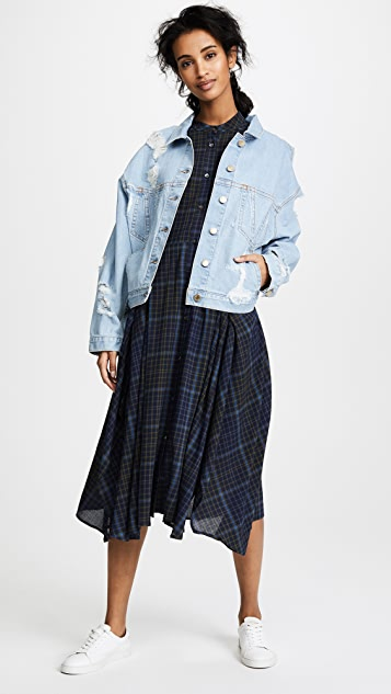 Public School Polly Denim Jacket