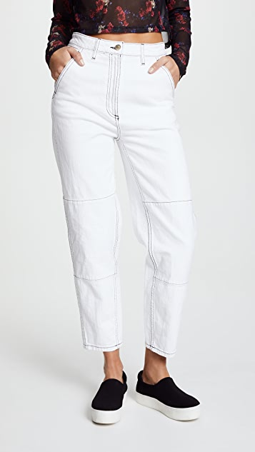 Public School Pamela Denim Pants
